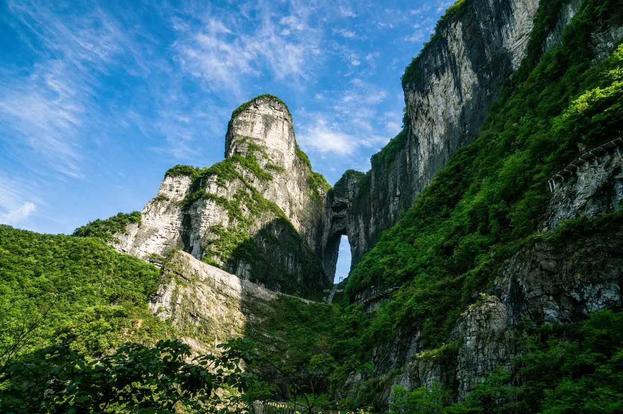 5-Day Zhangjiajie Avatar Mountain & Fenghuang Splendid Tour 7