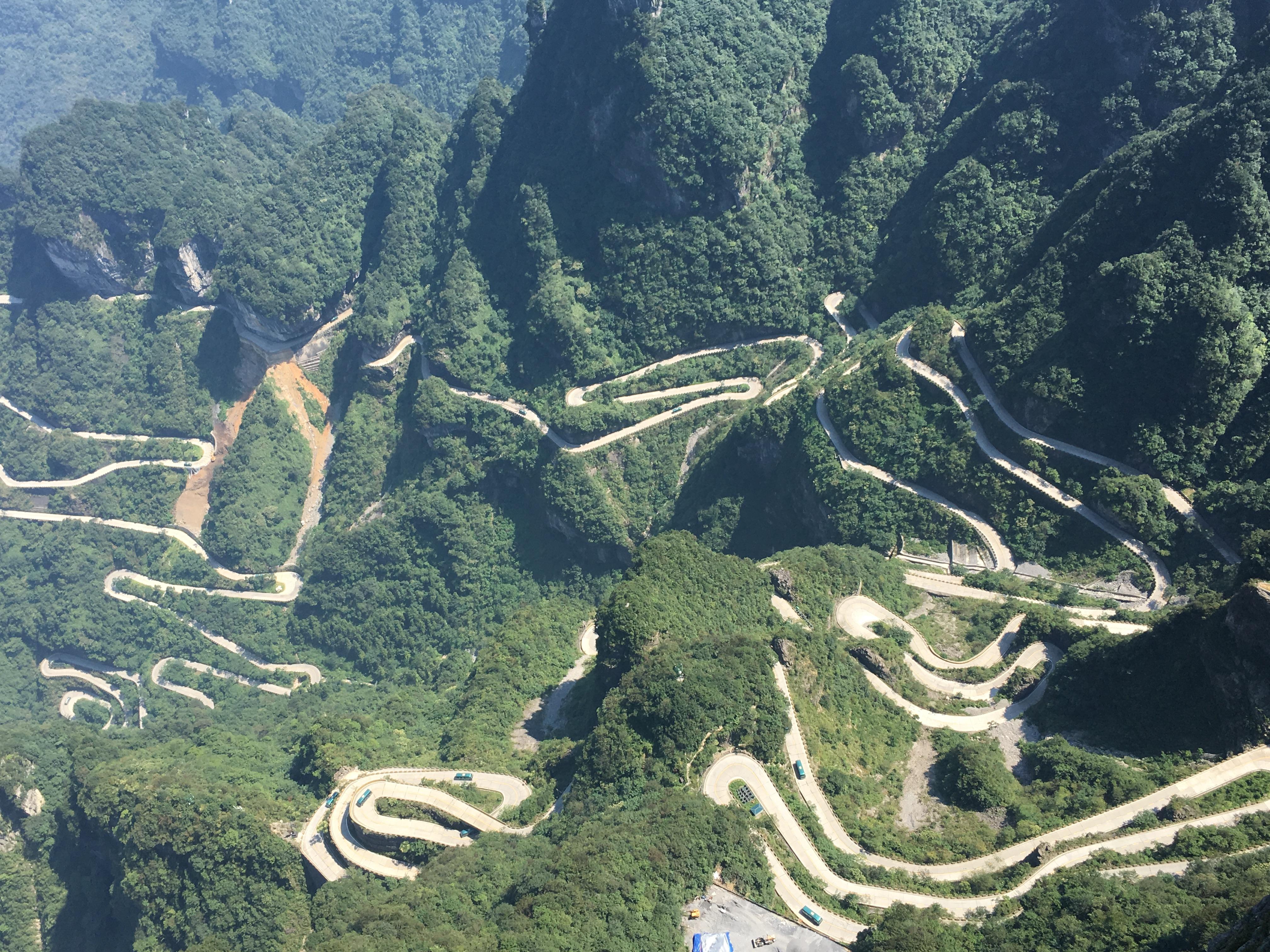 5-Day Zhangjiajie Avatar Mountain & Fenghuang Splendid Tour 9