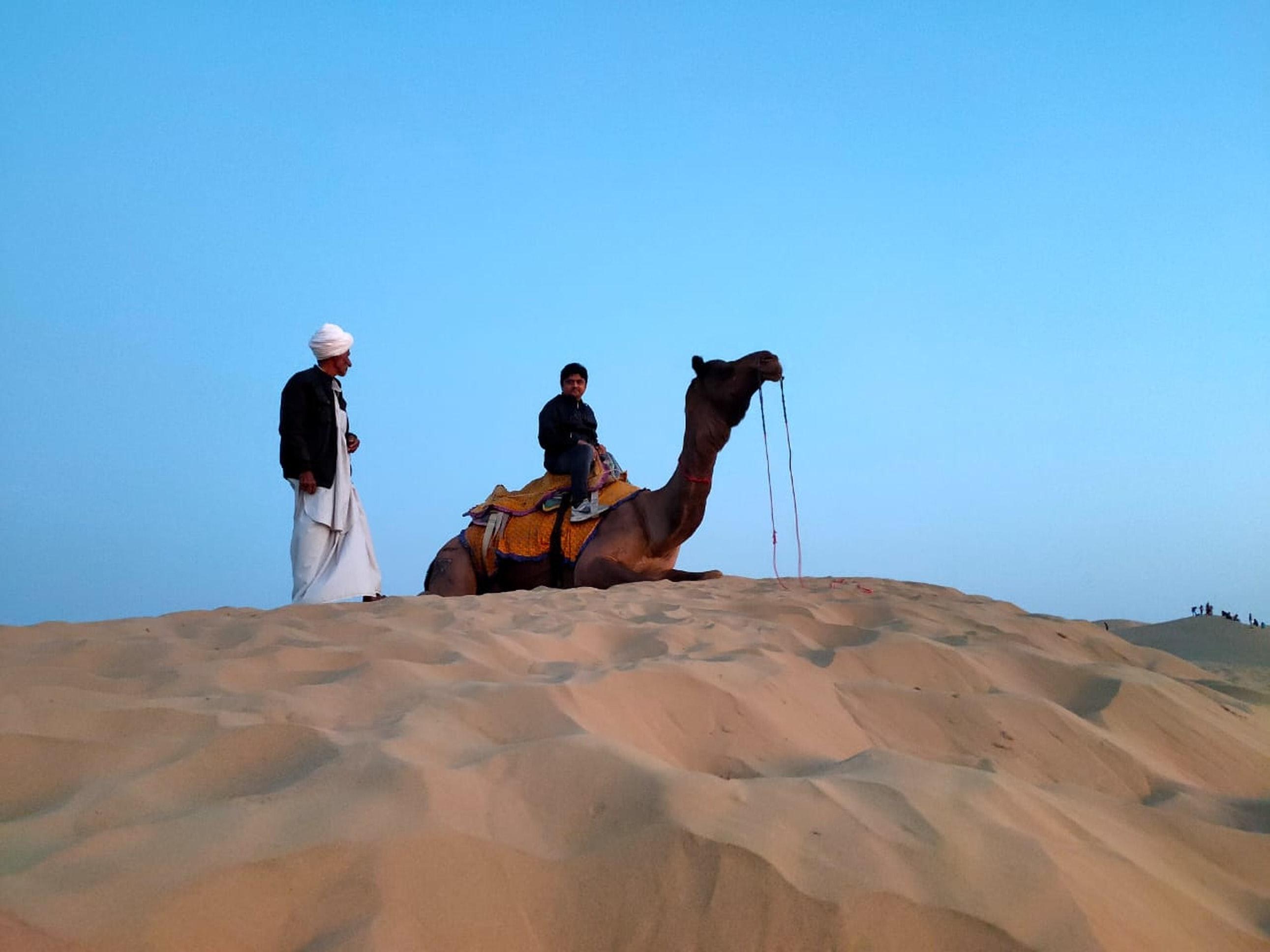 Pushkar Camel Fair with Rajasthan Tour 1