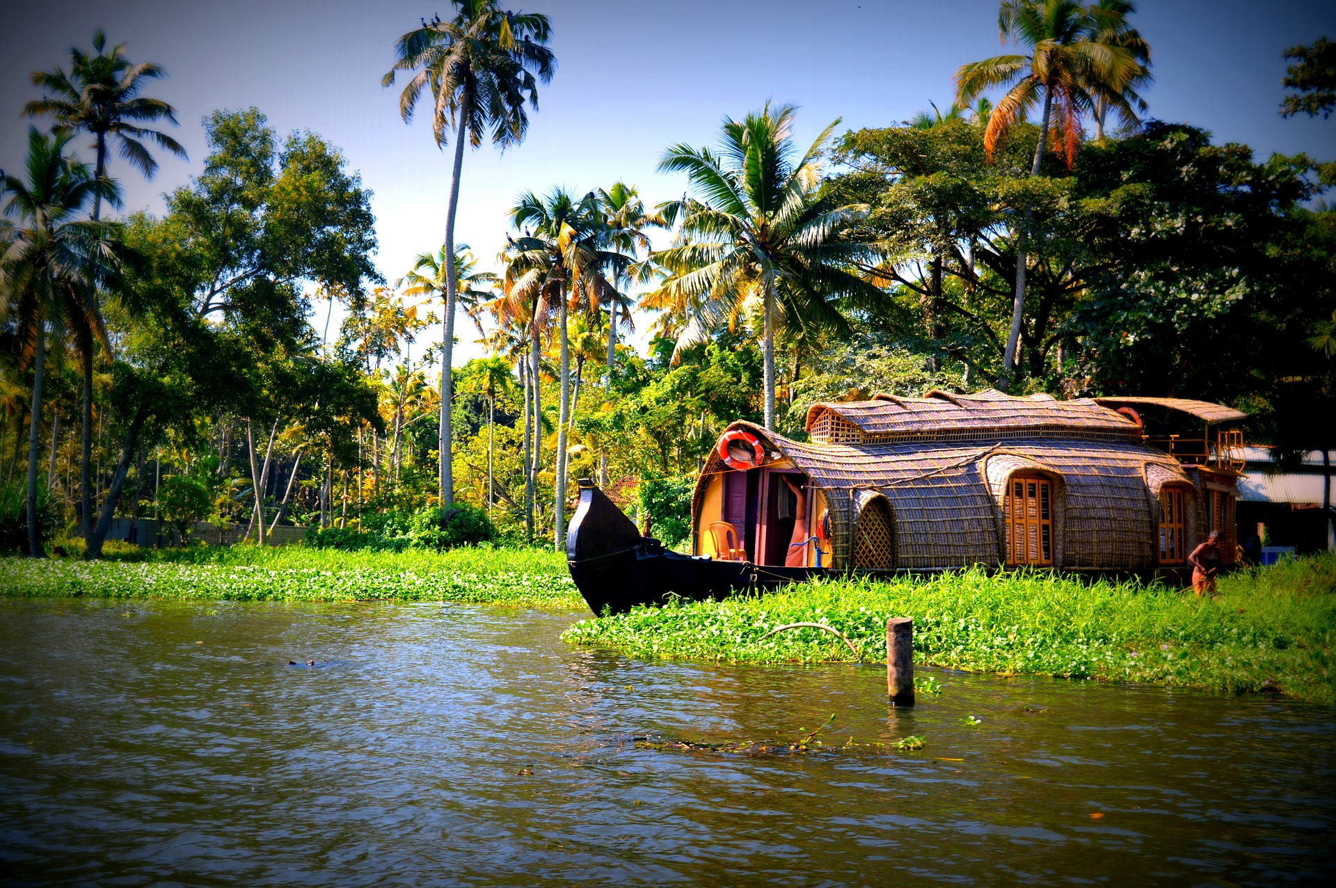 Golden Triangle Tour + Exotic Kerala 1