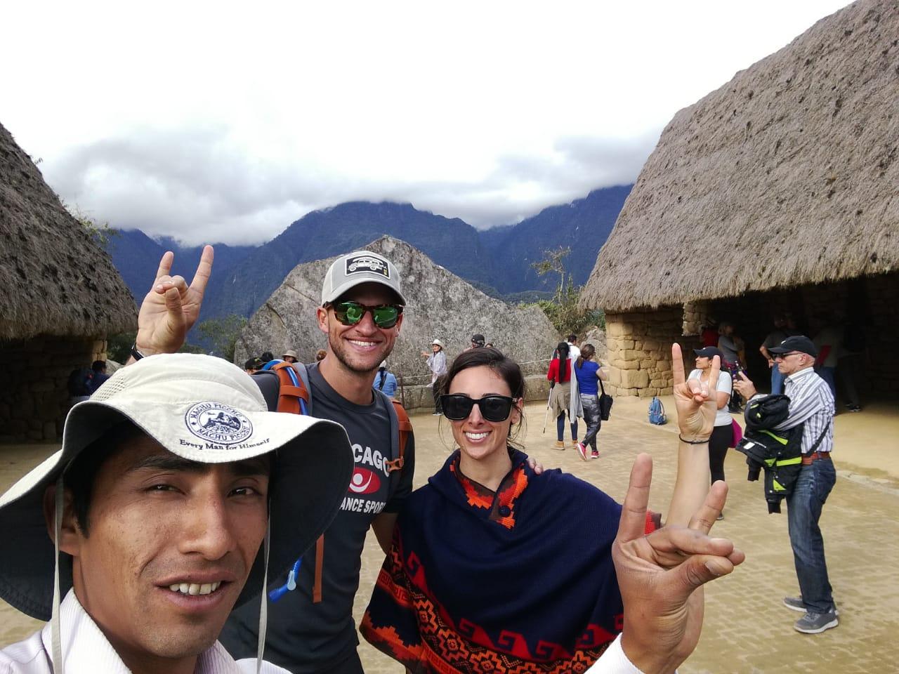 Salktantay to Machu Picchu Trek 9