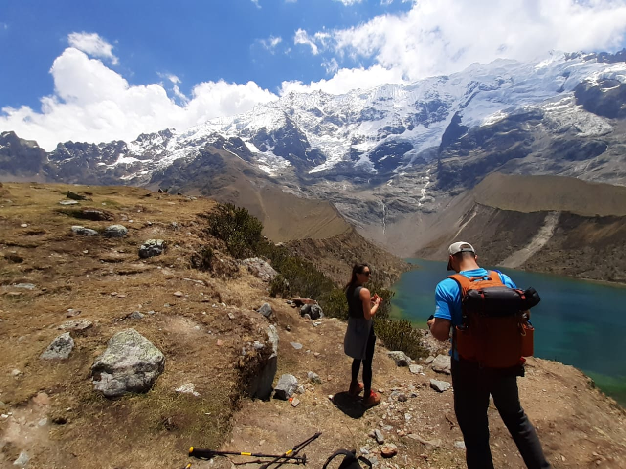 Salktantay to Machu Picchu Trek 4