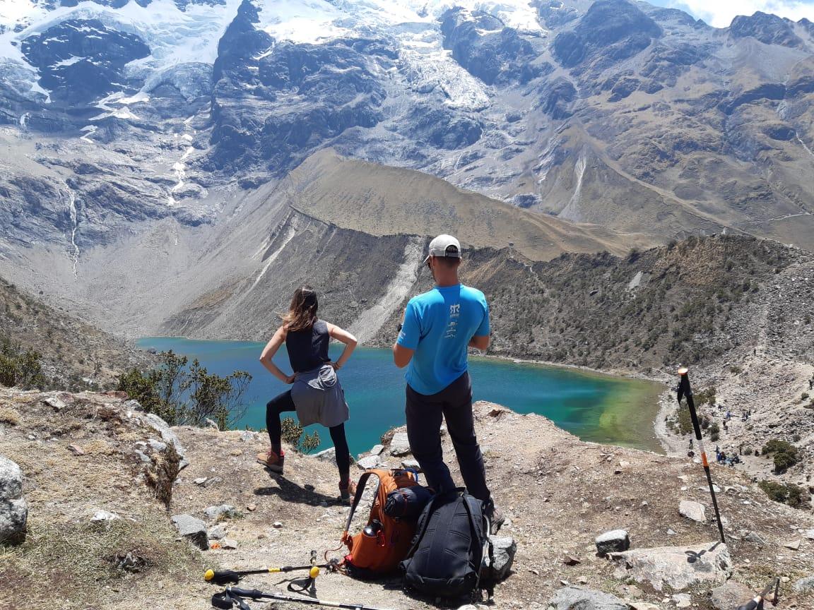 Salktantay to Machu Picchu Trek 1