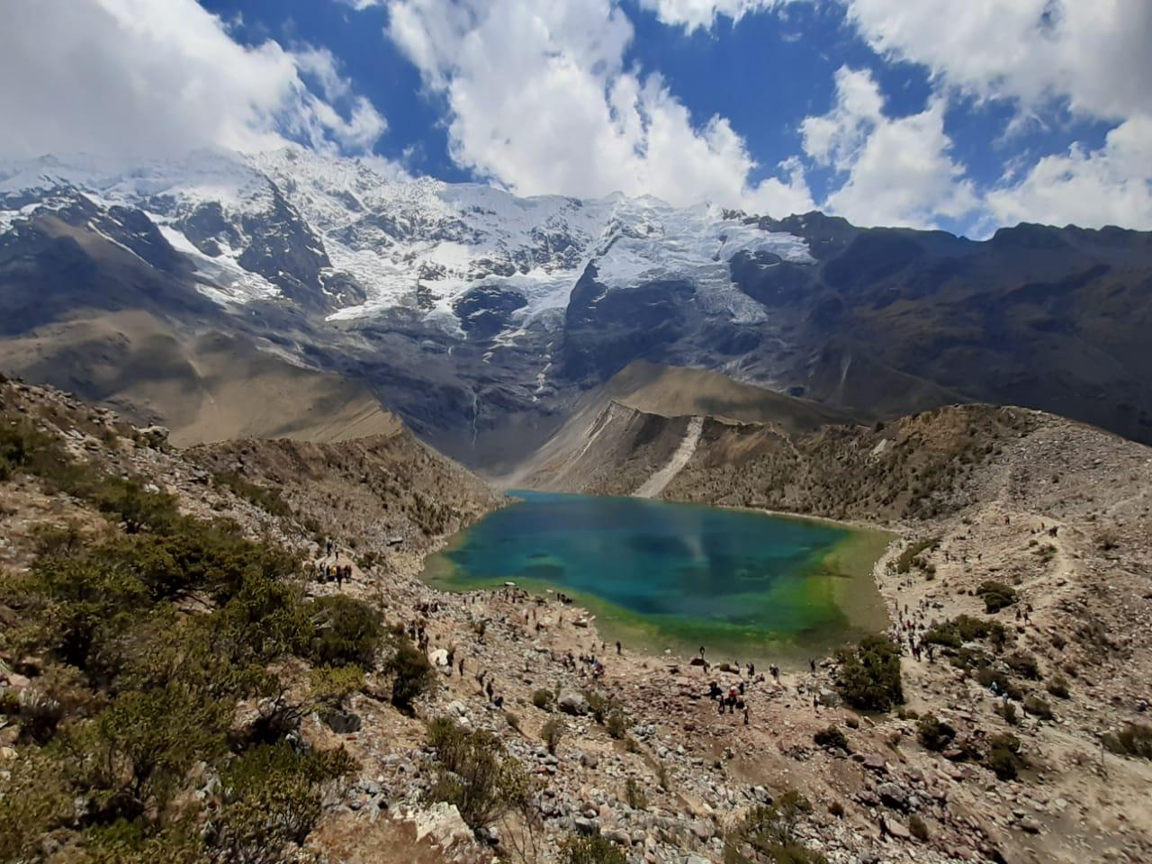 Salktantay to Machu Picchu Trek 6