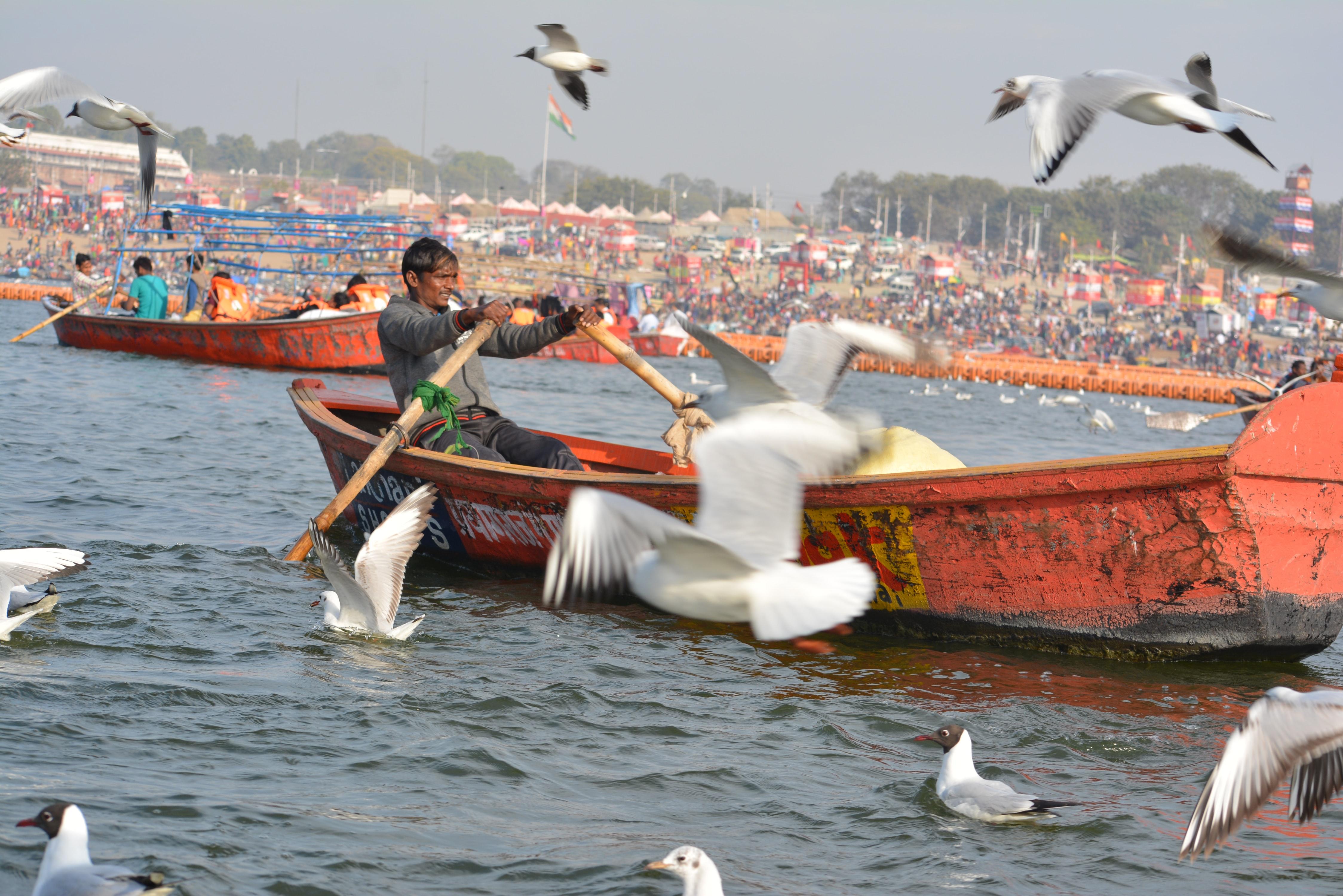 Golden Spiritual Tour of India 2