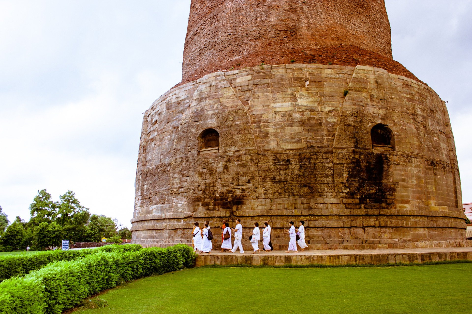 Golden Spiritual Tour of India 6