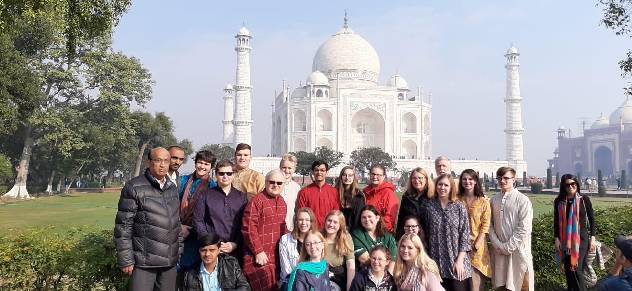 India Textile Tour 2