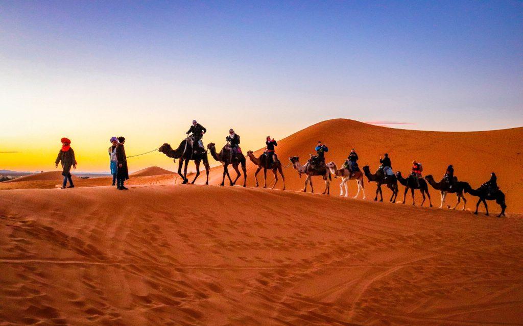 Private 3-Days Sahara Tour from Marrakech to Merzouga Erg Chebbi 1