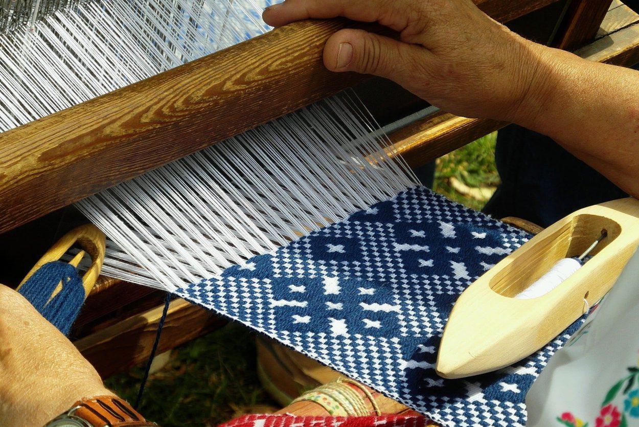 India Textile Tour 1