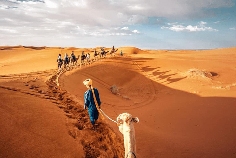 Private 3-Days Sahara Tour from Fes to Merzouga & Marrakech 1