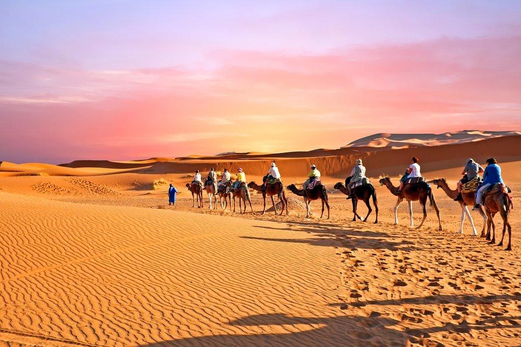 Private 3-Days Desert Tour from Marrakech to Fes via Merzouga 1
