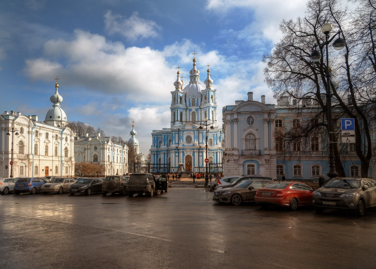 3 Day Shore Excursion of St. Petersburg Tour - Moderate 4