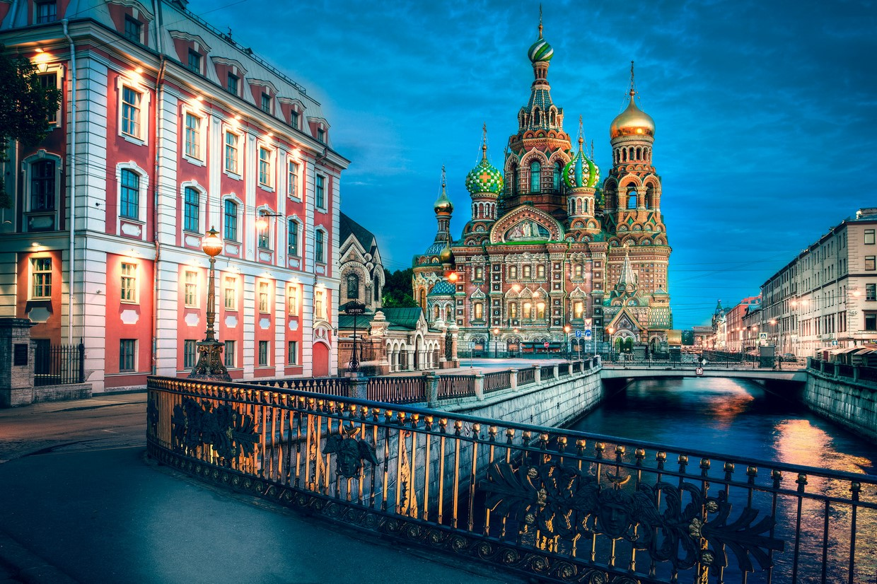 3 Day Shore Excursion of St. Petersburg and Moscow Tour - INTENSIVE 10