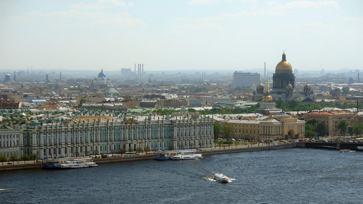 3 Day Shore Excursion of St. Petersburg and Moscow Tour - INTENSIVE 9