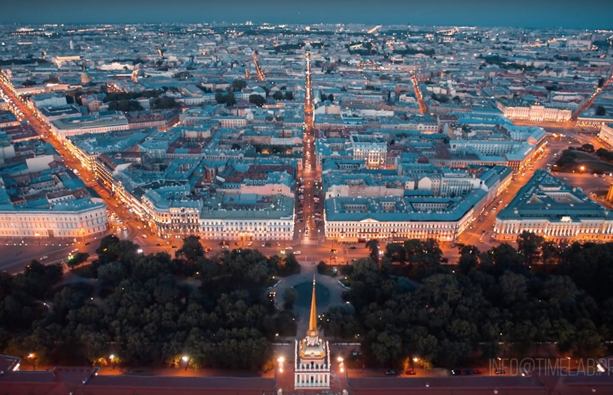 3 Day Shore Excursion of St. Petersburg and Moscow Tour - INTENSIVE 7