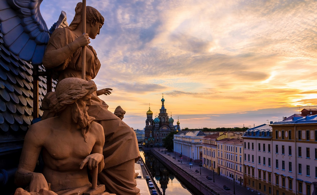 3 Day Shore Excursion of St. Petersburg and Moscow Tour - INTENSIVE 5