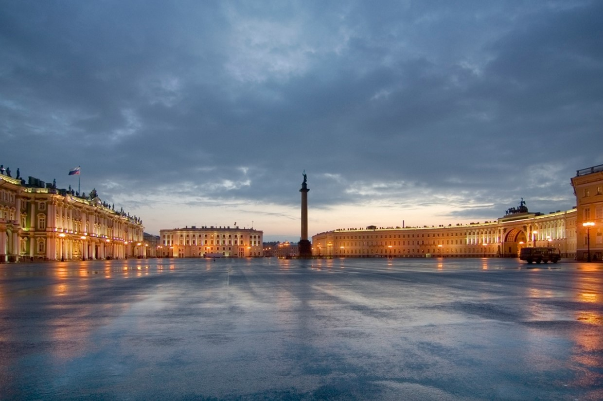 3 Day Shore Excursion of St. Petersburg and Moscow Tour - INTENSIVE 4