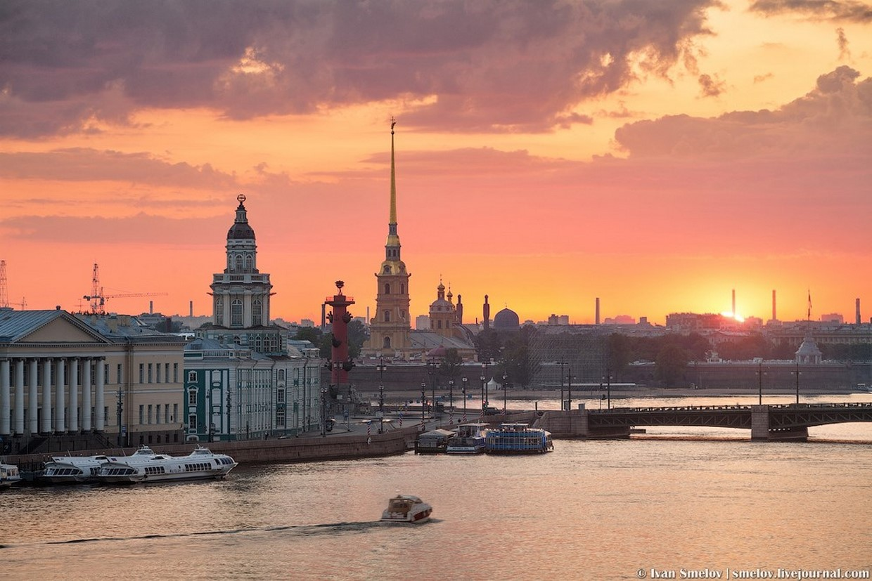 3 Day Shore Excursion of St. Petersburg and Moscow Tour - INTENSIVE 2