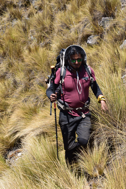 Trek & Climb: Nevado Qampa Training (5,500m) 7