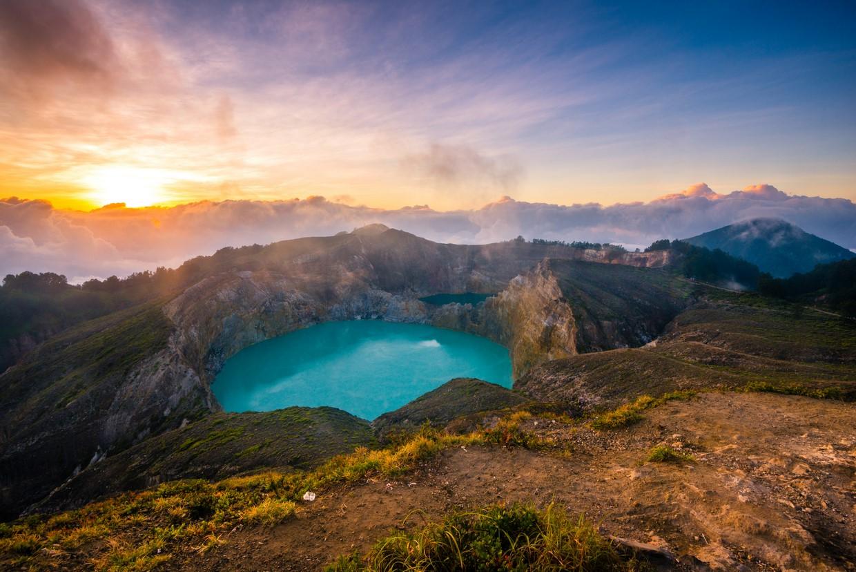 3 Days Kelimutu Crater Lakes 1