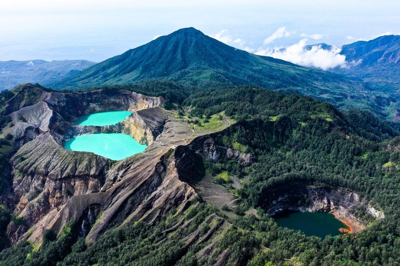 3 Days Kelimutu Crater Lakes 5
